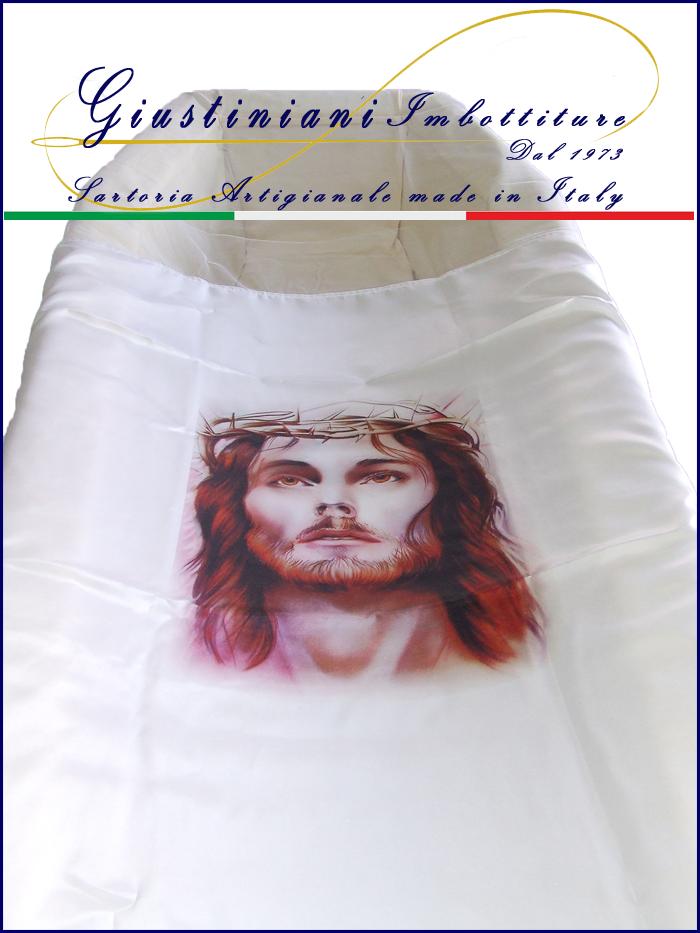 Velo copertura rappresentante il Cristo