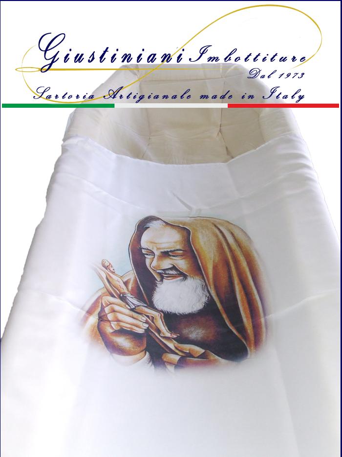 Velo copertura rappresentante Padre Pio